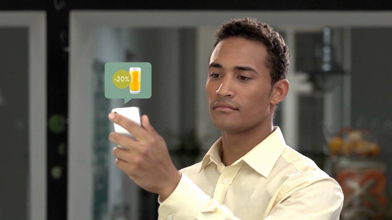 Estimote Beacons - iBeacon-style Bluetooth Smart (LE) sensors