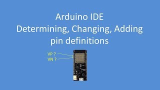 Video Tech Note 068 - Arduino IDE how to Determine, Add and Change Pin Mapping download MP3, 3GP, MP4, WEBM, AVI, FLV Oktober 2018