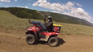 ATV Camping in Washİngton State | Colockum Wildlife Area