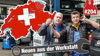 Psssst ... 🤫 Heiteres Geräuscheraten beim Audi A3 aus der Schweiz! | Renault Kangoo