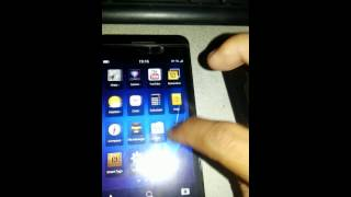 My Blackberry Z10 cannot open all apps