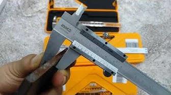 Thước cặp cơ ,điện tử của hãng INGCO cho anh em DIY