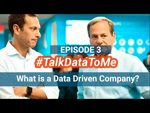 Russ Artzt: What is a Data Driven Company