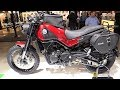 2018 Benelli Leoncino 500 - Walkaround - 2017 EICMA Milan Motorcycle Exhibition
