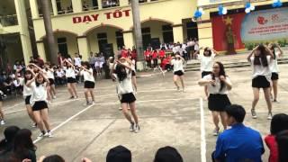 11D4 Flashmob - THPT Lê Quý Đôn - Hà Đông 2016