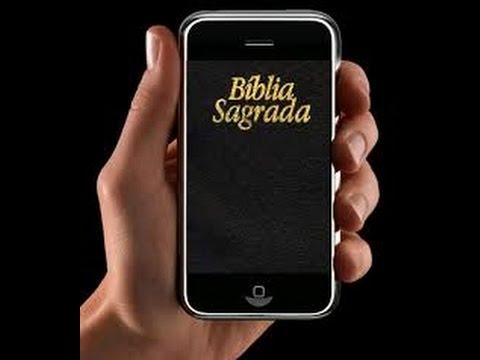 Como baixar a Bíblia no seu Celular (Fácil) - YouTube