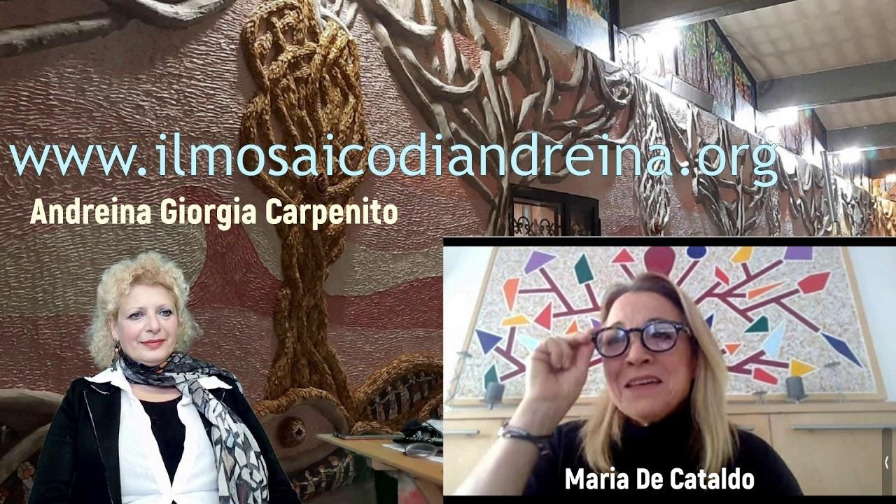 Storie del mosaico: intervista con Maria De Cataldo