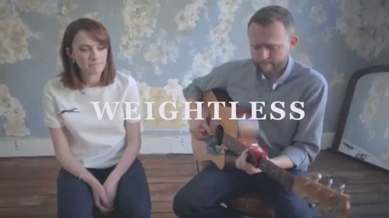 Luke and Charlotte Ritchie - Weightless (Live Session)
