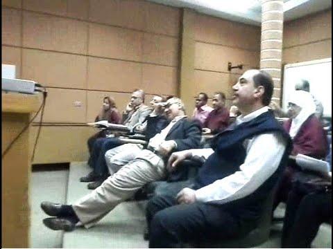 محاضرة للمهندس حسن الزواوى بماسبيرو للسادة المهندسين بعنوان SUPER HI VISION الجزء الثالث