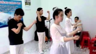 Múa Vì sao Chúa đến ( Ht Gio-sue Binh Tan)