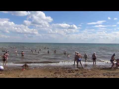 Соленое озеро Баскунчак -