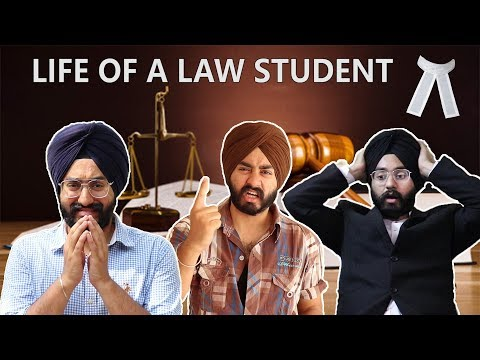 Life Of A Law Student | Mr.Param