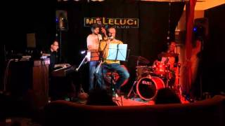 Nobody Quartet, live at MILLELUCI JAZZ CLUB 10/10/2015