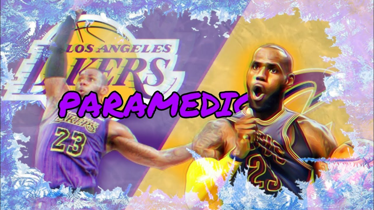 Paramedic! | Lebron james | NBA mix