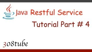 Java Restful Service Tutorial - Creating Search functionality - Part 4