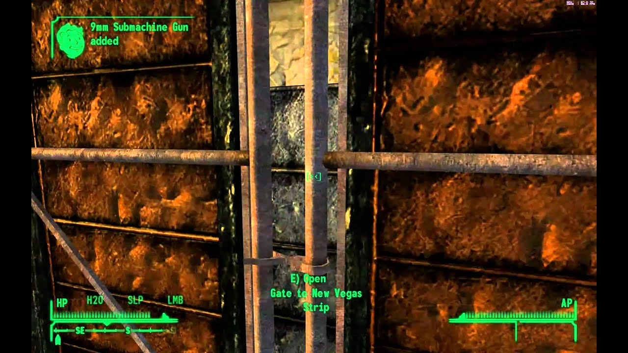 how to play fallout new vegas on 1080p