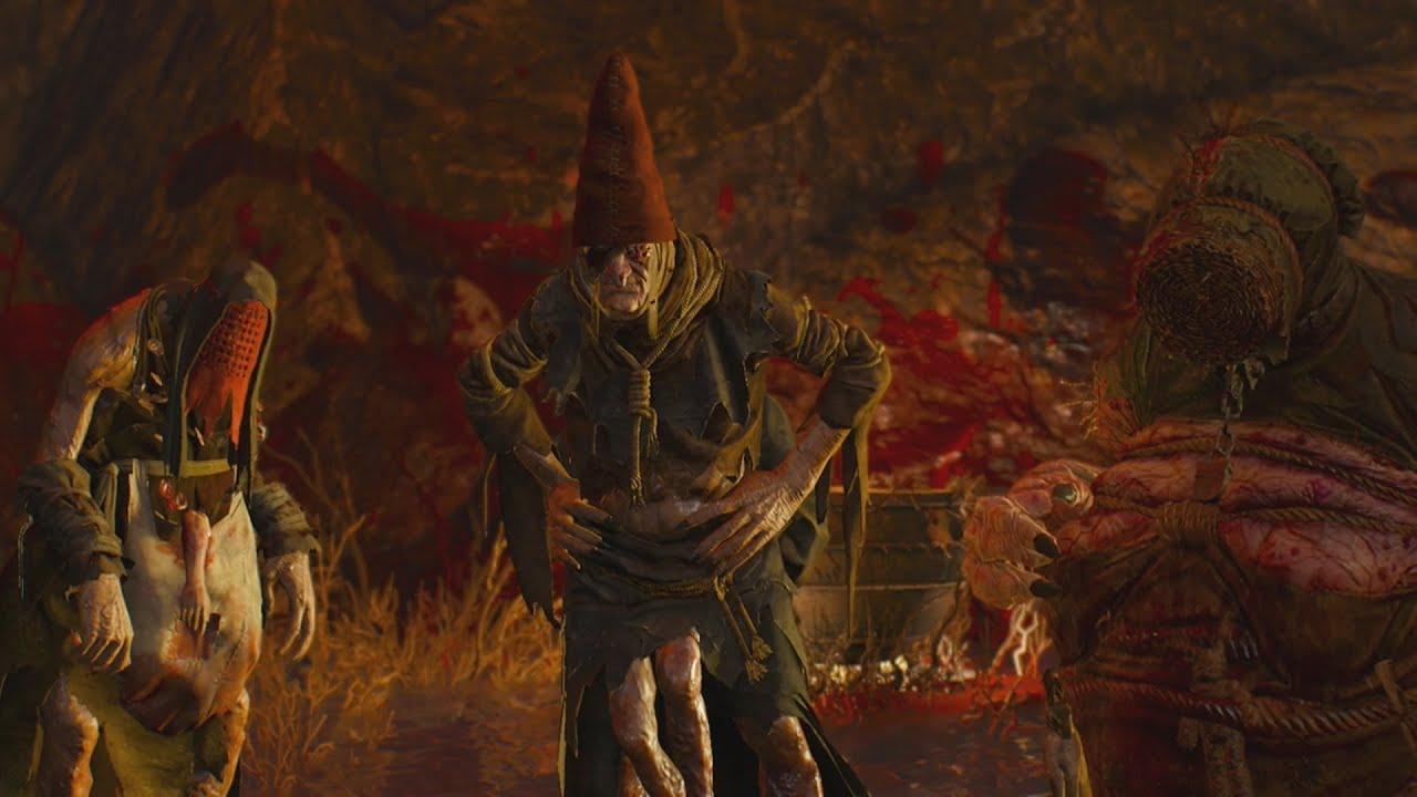 witcher 3 crones