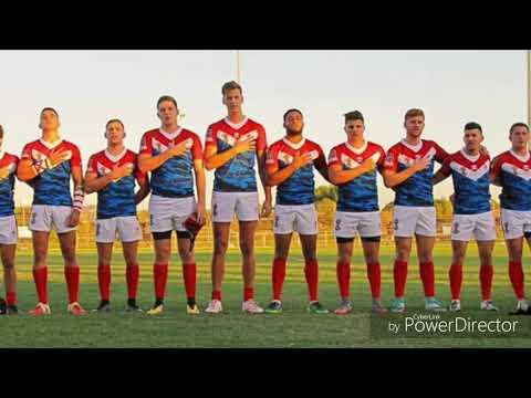 France U19 rugby league vs England academy 2017