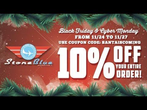 Black Friday Discounts! Shop Tour!