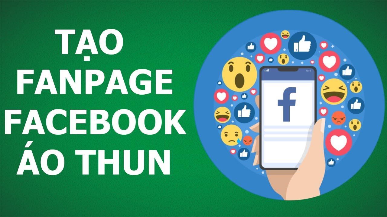 VU2DAY – Cách Tạo Fanpage Facebook Để Bán Áo Thun Kiếm Tiền Online POD