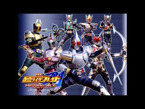 Kamen Rider Blade ending 3 take it a try