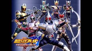 Kamen Rider Blade( ending 3) take it a try