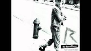 Rihanna - We Found Love (Instrumental) [Download]