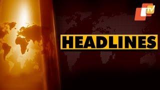 8 AM Headlines 14 July 2018 OTV