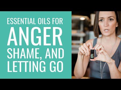 Essential Oils for Letting Go of Anger, Frustration, Shame, and more // doTERRA Forgive Blend Uses