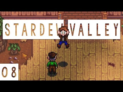 Stardew Valley Gameplay - #08 - The Quest for Iron! - Let's Play