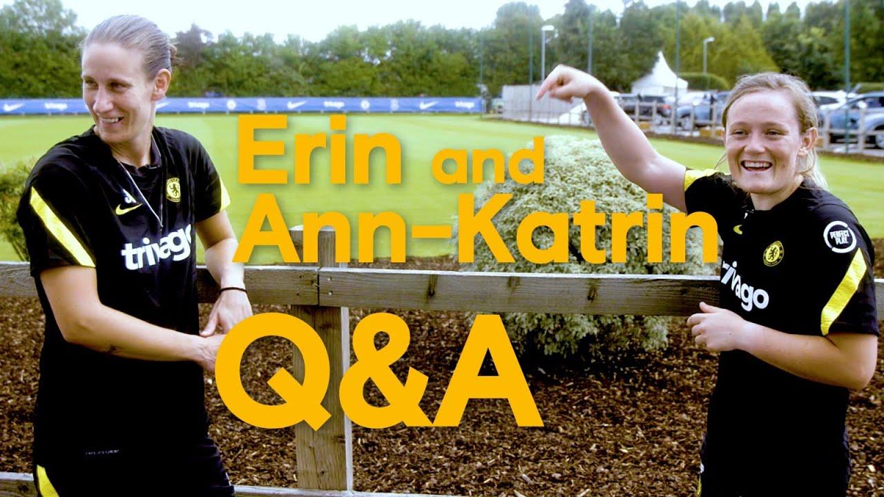 Ann Katrin Berger Q&A | Contract Extension Until 2024!