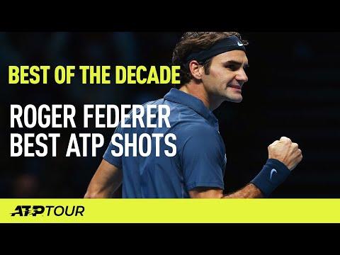 Roger Federer | Best ATP Shots 2010-19