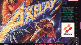 Is Axelay Worth Playing Today? - SNESdrunk