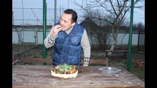 Сочный люля-кебаб на мангале!!! Очень вкусно!!! Готовить всем!!!