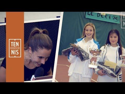 Download Souvenirs de championne : Alizé Cornet