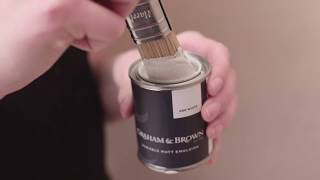 How to Prep & Paint | Graham & Brown