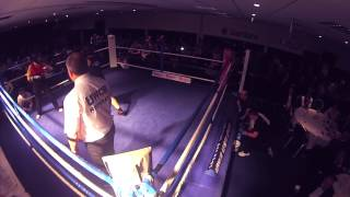 Ultra White Collar Boxing Worcester | Fight 4
