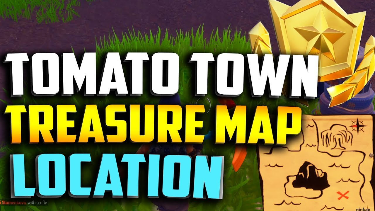 follow the treasure map found in tomato town location. Black Bedroom Furniture Sets. Home Design Ideas