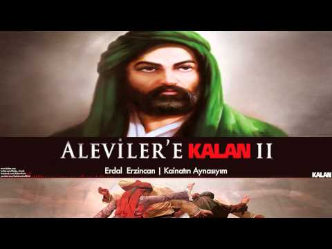 Erdal Erzincan - Kainatın Aynasıyım - [ Aleviler'e Kalan II © 2015 Kalan Müzik ]