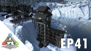 Ark s1e1 elevator cliff base clipzui ark survival evolved s1ep41 capping the elevator tower malvernweather Gallery