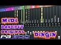 Korg PA 600 MIDI DANGDUT ORIGINAL DINGIN