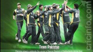 "Pakistan Champions """" Kabhi na bhulo"