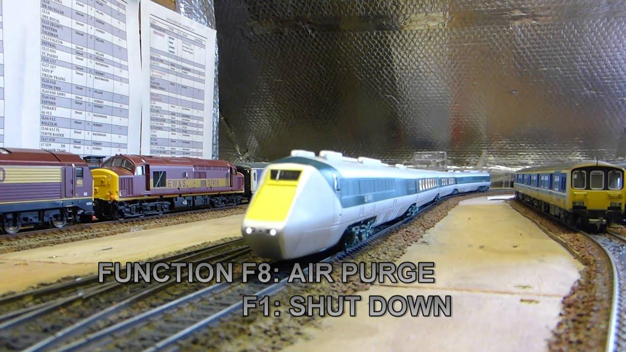 The Experimental Advanced Passenger Train (APT-E) is now secure ...