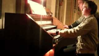 Tochter Zion, freue dich   Jan Hendrik Pötter an der Orgel   Weihnachten 2013