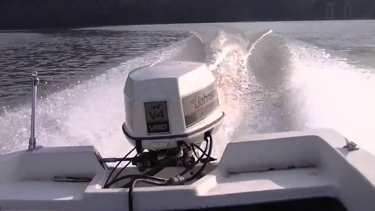 90 horsepower johnson boat motor doovi for Johnson marine italia