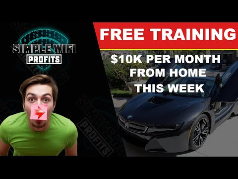 Simple Wifi Profits - Simple Wifi Profits Course By Andrew Wright And Chris Eom