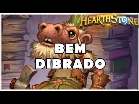 HEARTHSTONE - BEM DIBRADO! (STANDARD CUBE WARLOCK)
