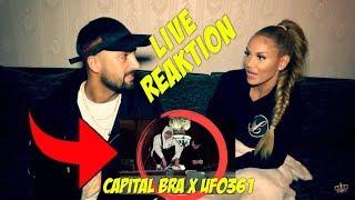 CAPITAL BRA feat. UFO361 - NEYMAR  ( live Reaktion ) | Lisha&Lou