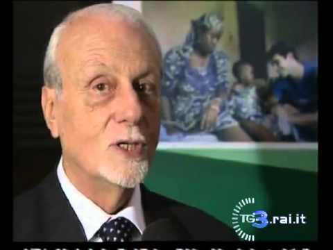 Tg3 Web - Facce d'Italia. Giacomo Guerrera presidente dell'Unicef