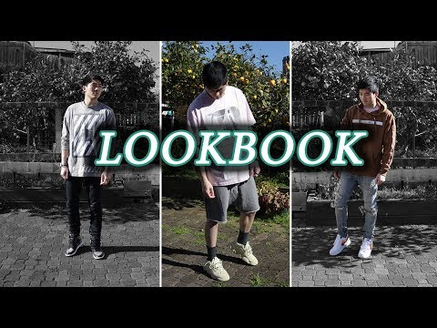 Men's Streetwear Lookbook | Ft. Idyl Dystopium | Affordable + Quality Clothing